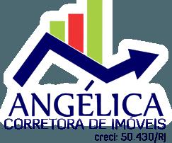 Logo - Angélica Corretora de Imóveis